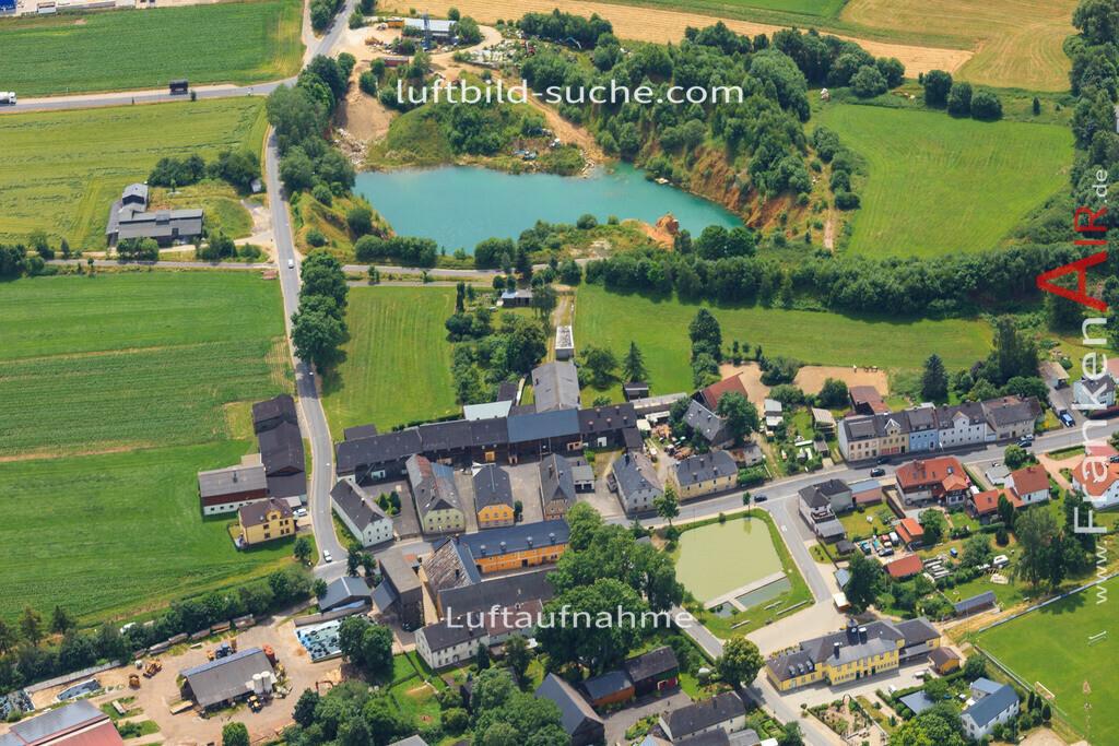luftbild-wunsiedel-2016-7142 | Luftbild von  Wunsiedel - Luftaufnahme wurde 2016 von https://frankenair.de mittels Flugzeug (keine Drohne) erstellt - die Geschenkidee
