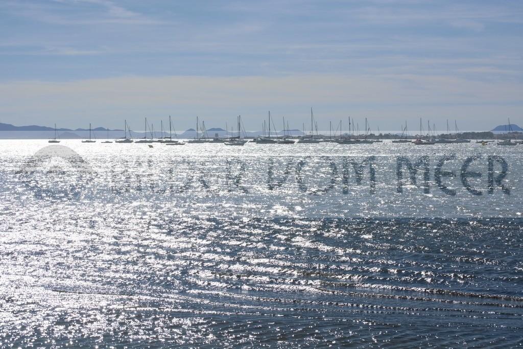 Bilder vom Meer   Hafen von San Pedro del Pinatar, Mar Menor, Spanien