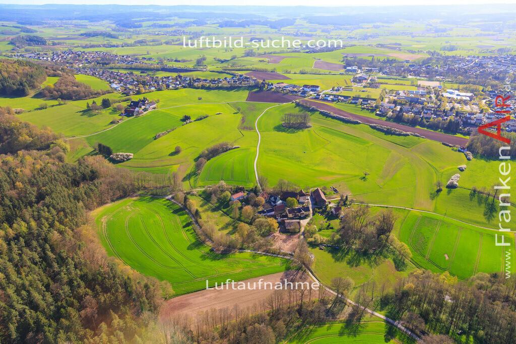 kulmbach-2016-3240 | Luftbild von  Kulmbach - Luftaufnahme wurde 2016 von https://frankenair.de mittels Flugzeug (keine Drohne) erstellt - die Geschenkidee