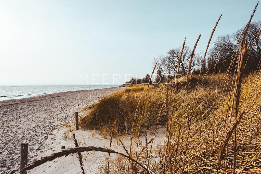 Meerbild Ostsee: Pelzerhaken