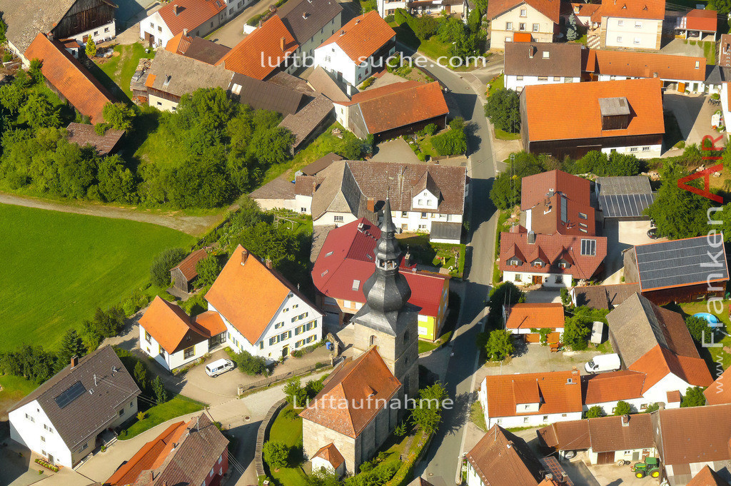 hutschdorf-thurnau-2007-63 | Luftbild von Hutschdorf Thurnau - Luftaufnahme wurde 2007 von https://frankenair.de mittels Flugzeug (keine Drohne) erstellt - die Geschenkidee