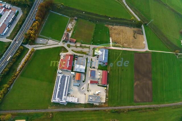 luftbild-siegsdorf-bruno-kapeller-10 | Luftaufnahme von Siegsdorf im Herbst 2019