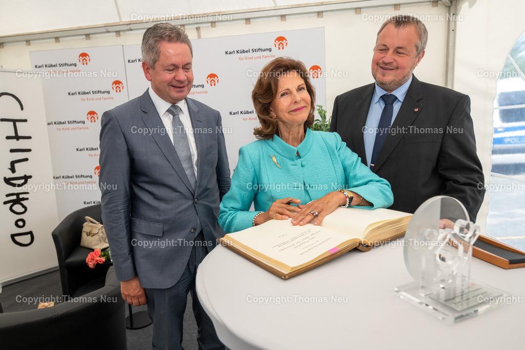 DSC_9332 | Verleihung des Karl Kübel Preises an Königin Silvia von Schweden,    Bild: Thomas Neu