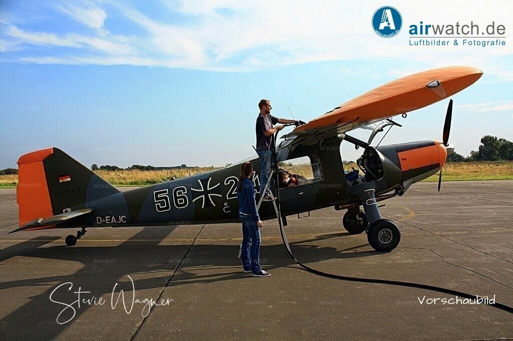 Flughafen Husum, Dornier Do 27   Flughafen Husum, Dornier Do 27, JABO G 41, LeKG 41, FlaRakG • max. 4272 x 2848 pix