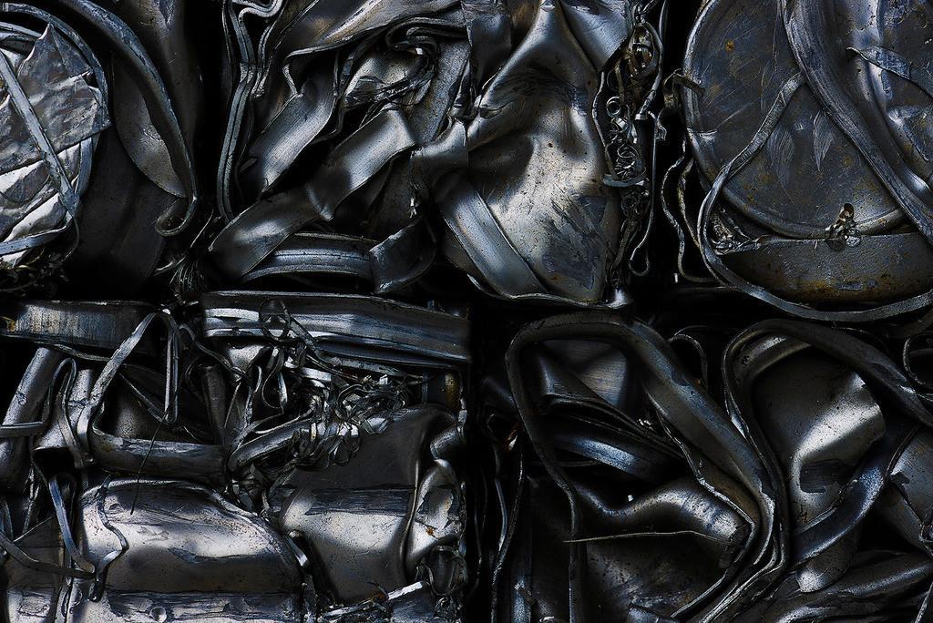 Drop Forgings, Aluminium | Gesenkschmiedeteile, Überhänge die beim Maschinenbau entstehen.