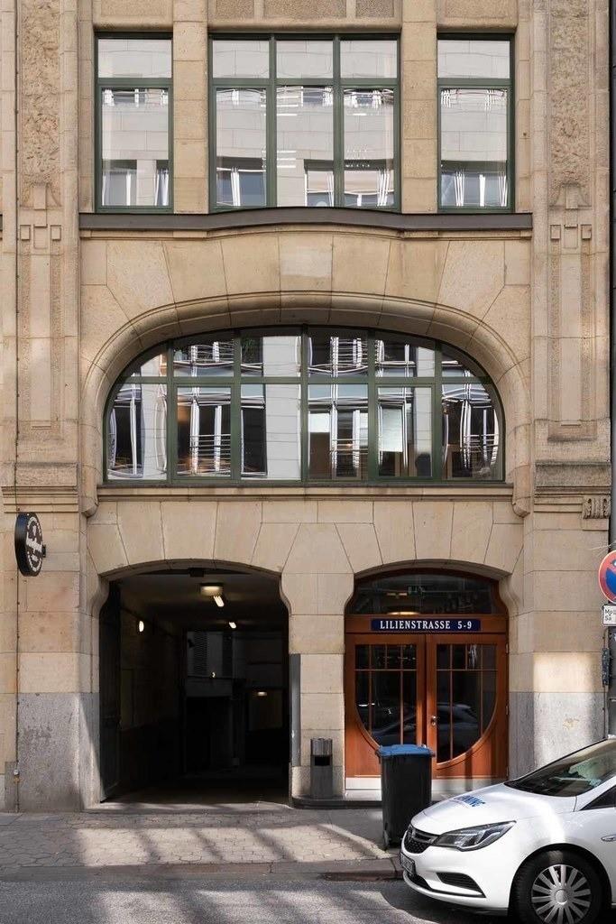 Lilienstraße Fassade