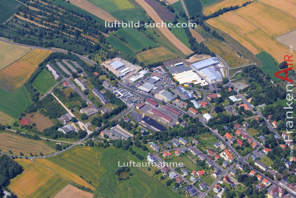wunsiedel-2014-110 | Luftbild von  Wunsiedel - Luftaufnahme wurde 2014 von https://frankenair.de mittels Flugzeug (keine Drohne) erstellt - die Geschenkidee