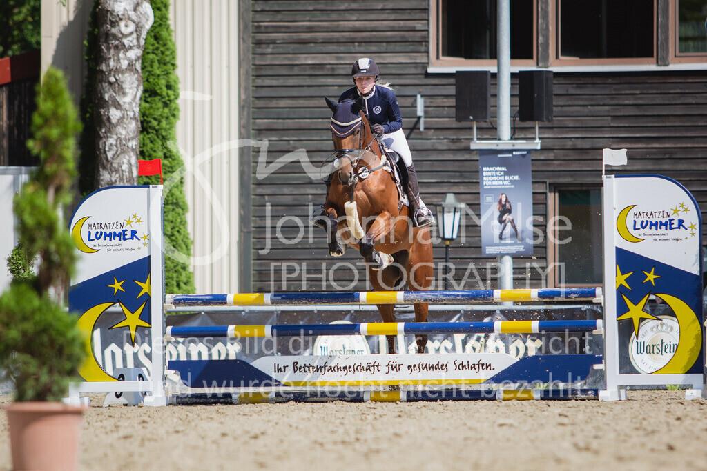 200819_Delbrück_Sprpf-A_2_1-245 | Delbrück Masters 2020 Springpferdeprüfung Kl. A** 4-6jährige Pferde