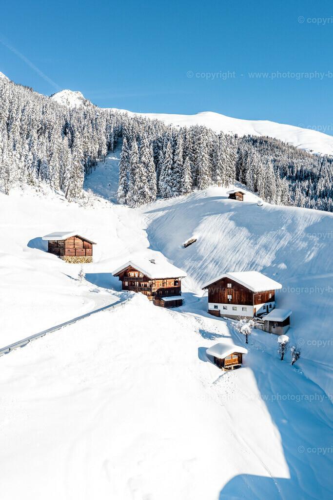 Tux Winter Vorderlanersbach