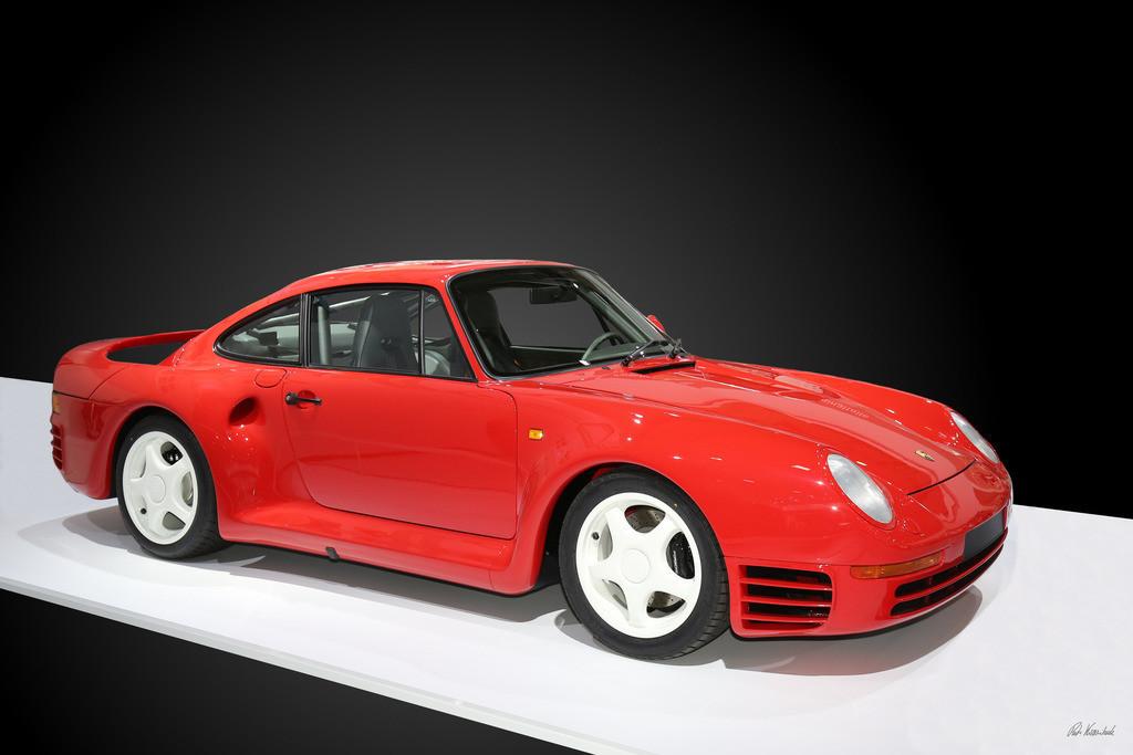 1988 Porsche 959 Sport LK2A2050 | Porsche 959 S Sport