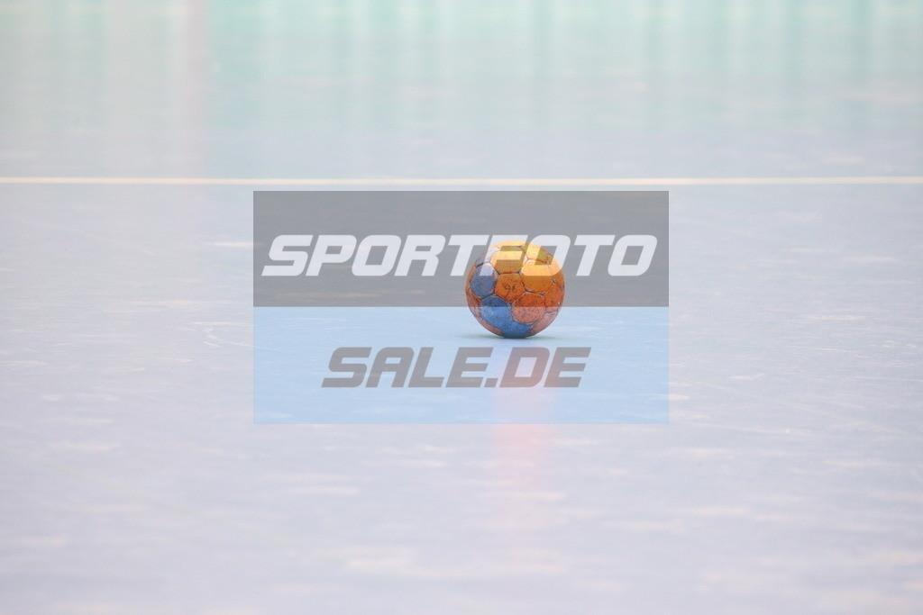 VFL Gummersbach - VFL Lübeck Schwartau | Spielball - © by Sportfoto-Sale.de