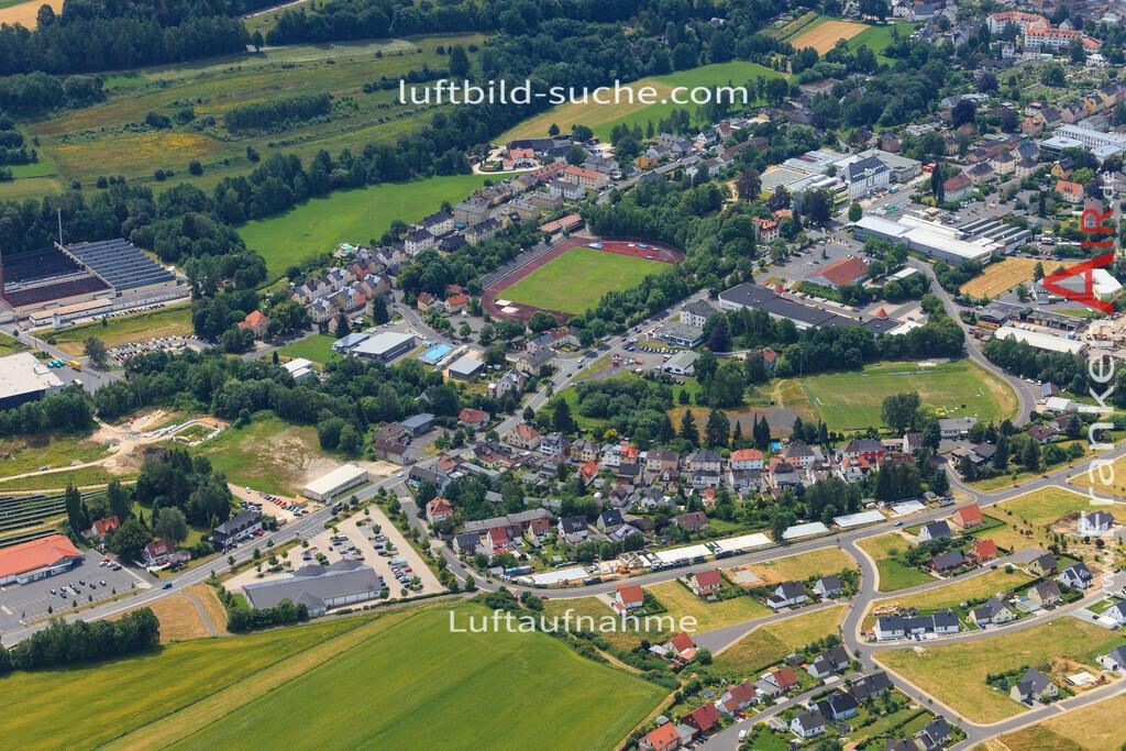 luftbild-wunsiedel-2016-7139 | Luftbild von  Wunsiedel - Luftaufnahme wurde 2016 von https://frankenair.de mittels Flugzeug (keine Drohne) erstellt - die Geschenkidee