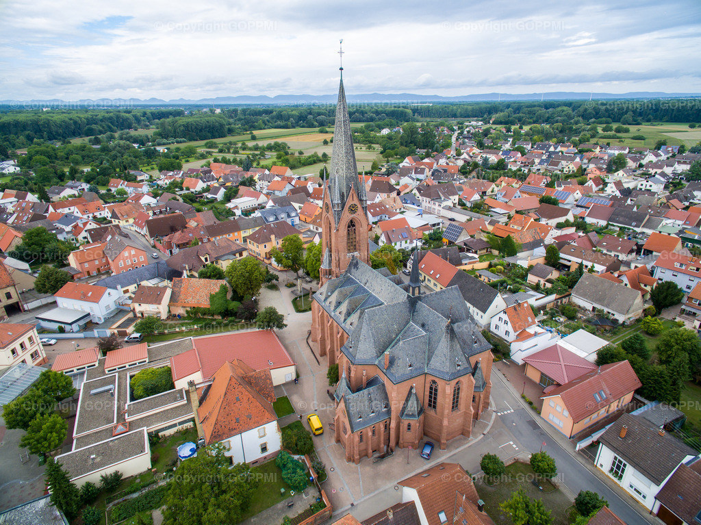 Nr. 2 Dom Rheinsheim