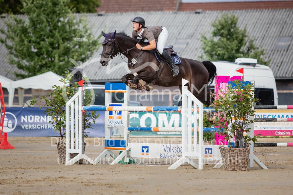 190801_BST_Springpferde-M_5-7J-409   Braker Sommerturnier 2019 Springpferdeprüfung Kl. M* 5-7jährige Pferde