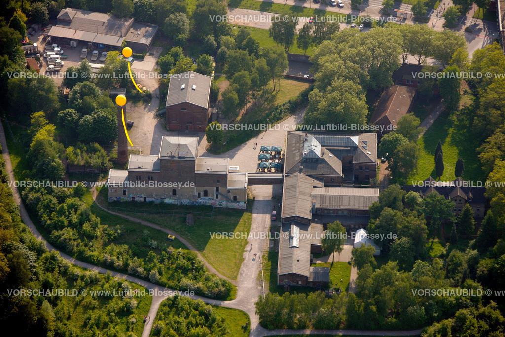 ES10056415 | Zeche  Carl 1, Schachtzeichen ruhr2010,  Essen, Ruhrgebiet, Nordrhein-Westfalen, Deutschland, Europa, Foto: hans@blossey.eu, 22.05.2010