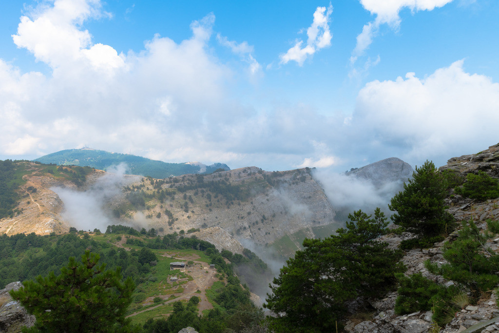 20190713-View from mount Ipsarion