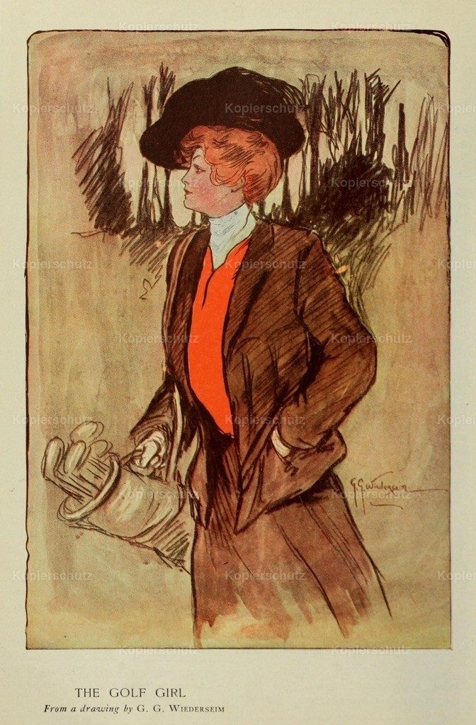 Weiderseim_ Grace (1875-1936) - Appleton_s  Magazine 1903 - The Golf Girl