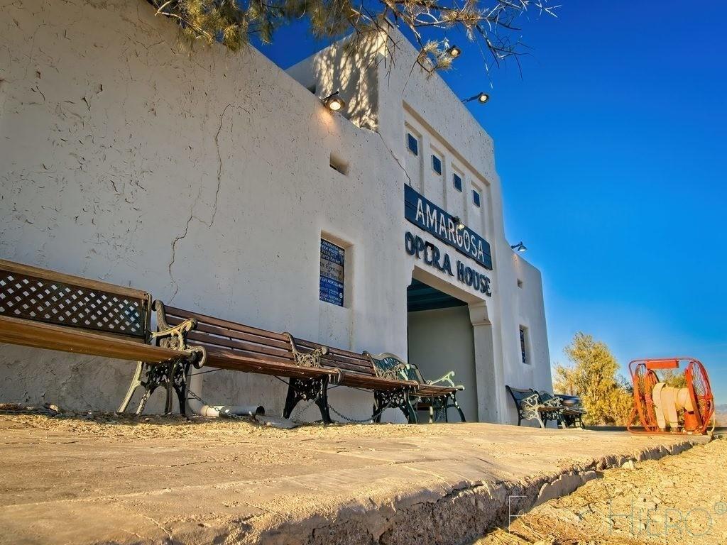 Amargosa Opera House | The Amargosa Opera Hous in Death Valley Junction, California, USA