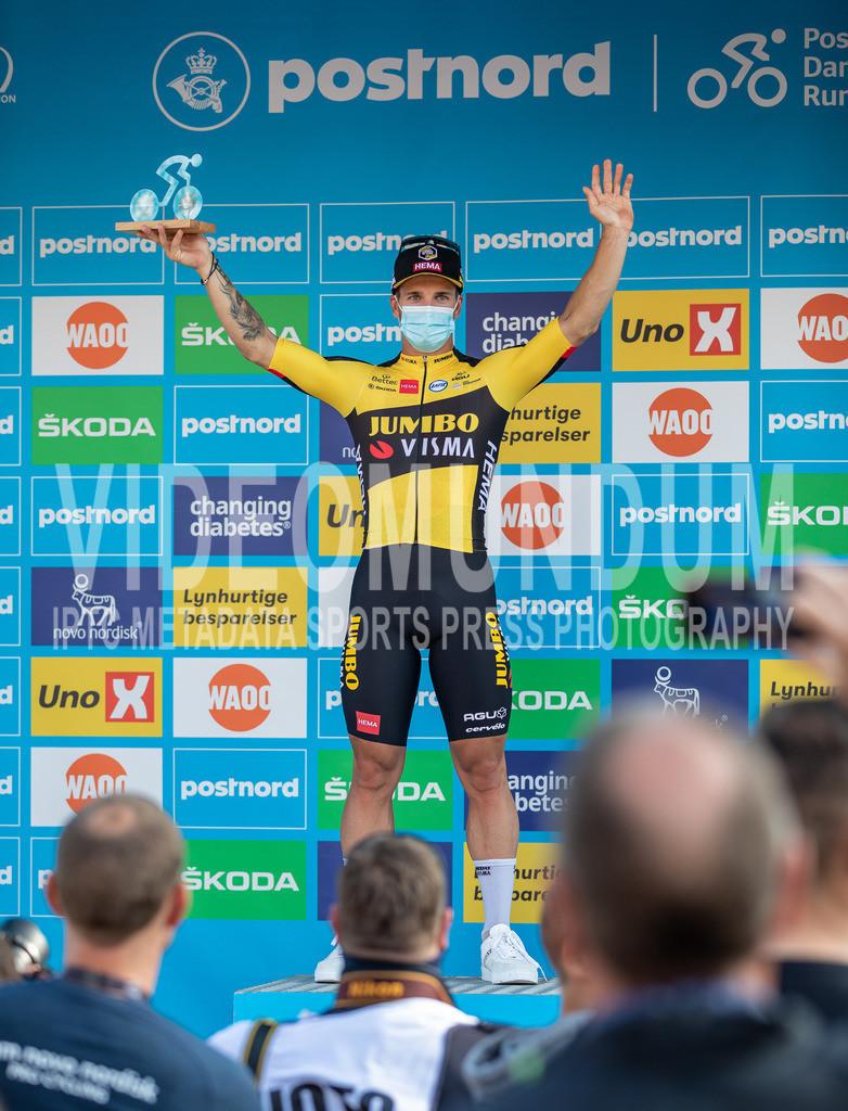 31st PostNord Danmark Rundt - Tour of Denmark 2021, Stage 01 Struer - Esbjerg; Esbjerg (Finish), 10.08.2021   31st PostNord Danmark Rundt - Tour of Denmark 2021, Stage 01 Struer - Esbjerg; Esbjerg (Finish), 10.08.2021, GROENEWEGEN Dylan (Team Jumbo-Visma)