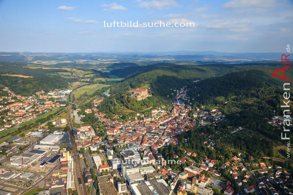 luftbild-kulmbach-2012-2244 | Luftbild von  Kulmbach - Luftaufnahme wurde 2012 von https://frankenair.de mittels Flugzeug (keine Drohne) erstellt - die Geschenkidee