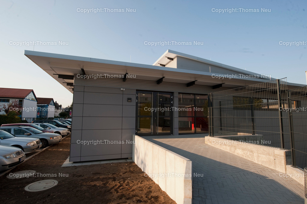 _D7N0142 | 0909,neue Turnhalle Goethegymnasium Bensheim, Bild: Thomas Neu