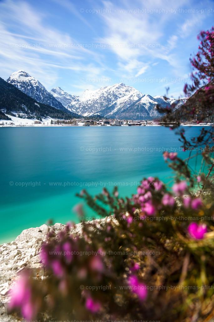 Achensee im Frühling