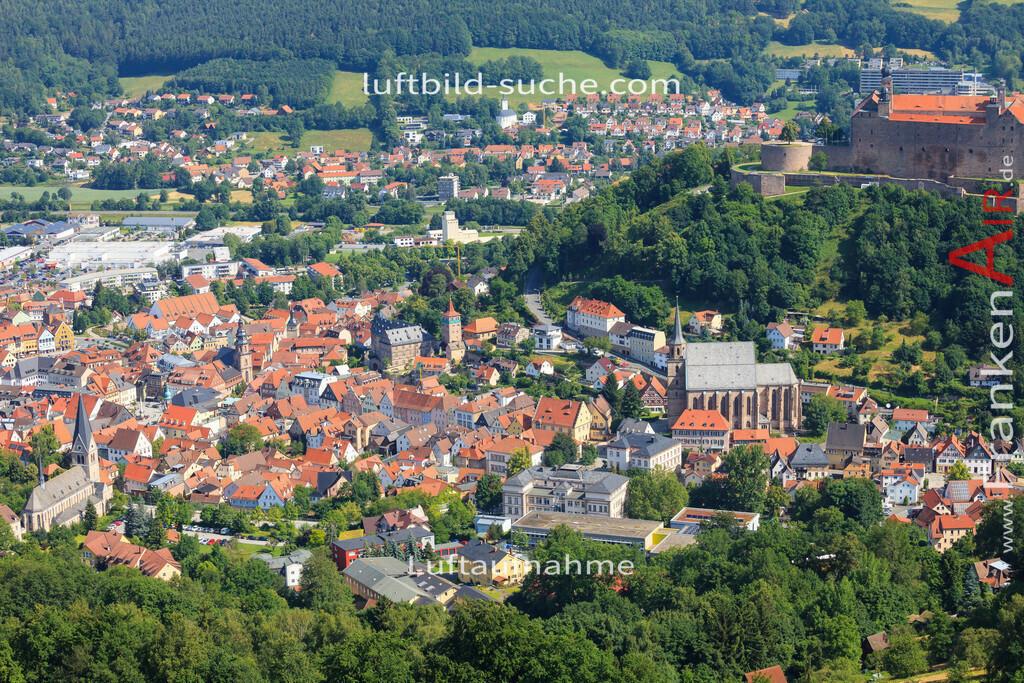 luftbild-kulmbach-2013-2553 | Luftbild von  Kulmbach - Luftaufnahme wurde 2013 von https://frankenair.de mittels Flugzeug (keine Drohne) erstellt - die Geschenkidee