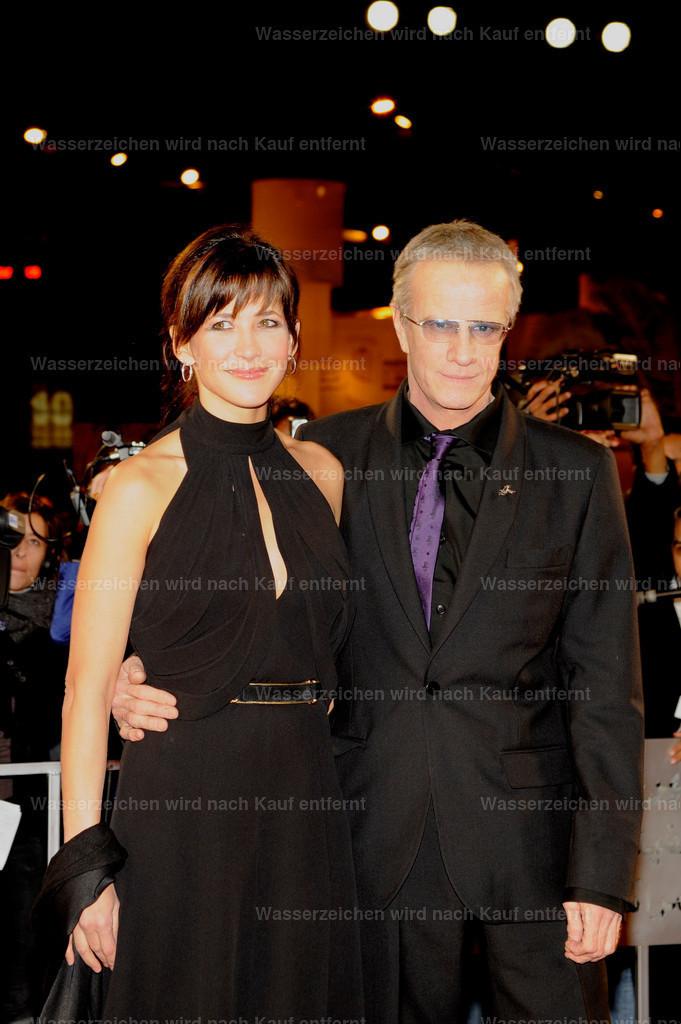 Sophie Marceau & Christophe Lambert |  Sophie Marceau & Christophe Lambert