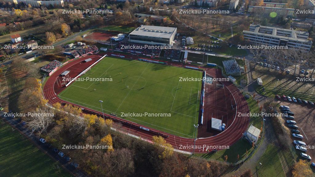 FSV Zwickau-Spielstätte | Sportforum Sojus31
