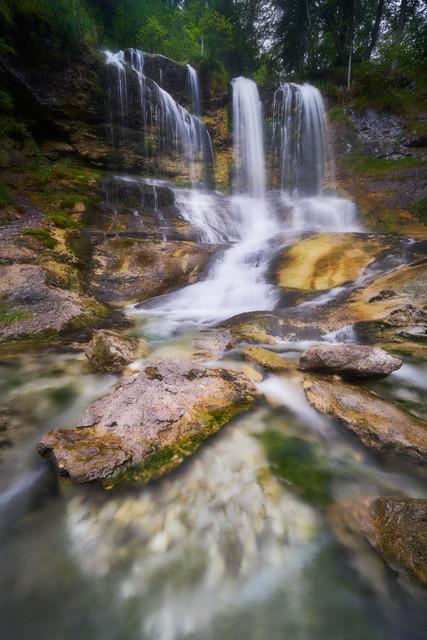 Verwunschener Wasserfall | Wenn das Wetter für die