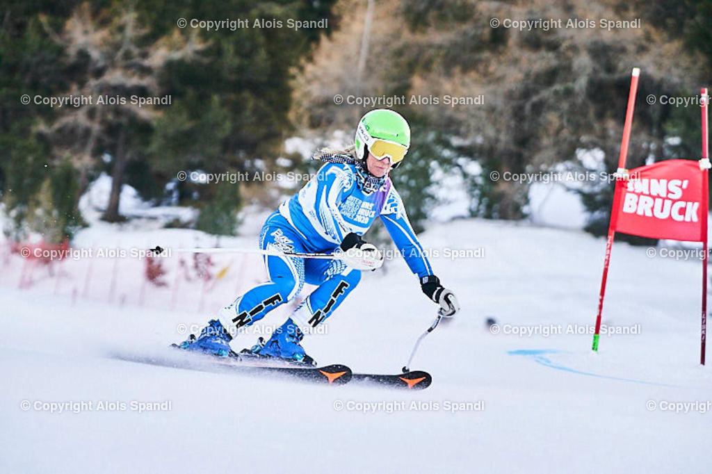 ALS5711_WWMG_GS-II_C   (C) FotoLois.com, Alois Spandl, WinterWorldMastersGames 2020 Innsbruck, Giant Slalom-II Gruppe C Damen, Patscherkofel Olympiaabfahrt, Mi 15. Jänner 2020.