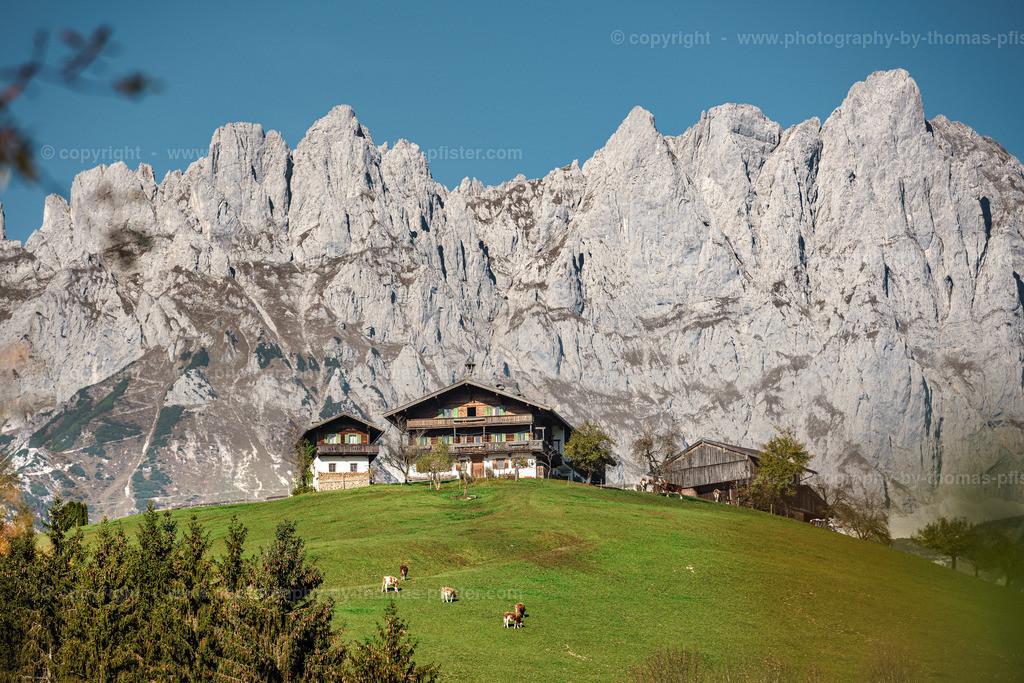 Wilder Kaiser Reith bei Kitzbühel-1
