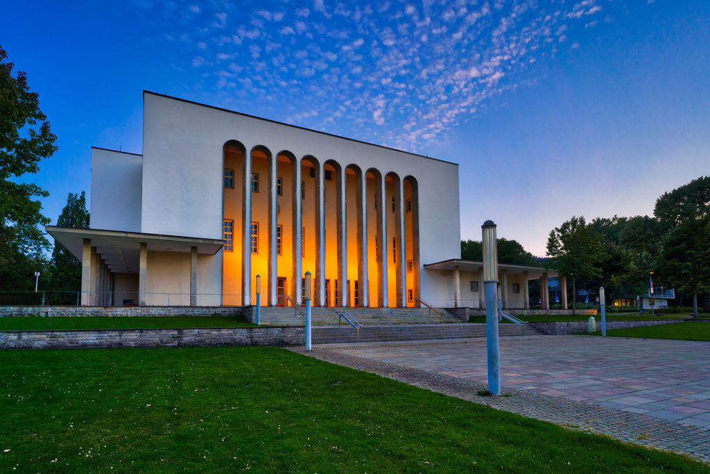 Rudolf-Oetker-Halle | Rudolf-Oetker-Halle in Bielefeld.