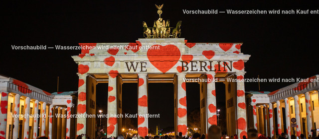Berlin, Brandenburger Tor | We love Berlin City of Lights