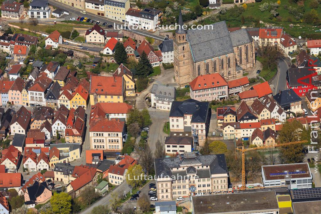 luftbild-kulmbach-2016-6440 | Luftbild von  Kulmbach - Luftaufnahme wurde 2016 von https://frankenair.de mittels Flugzeug (keine Drohne) erstellt - die Geschenkidee