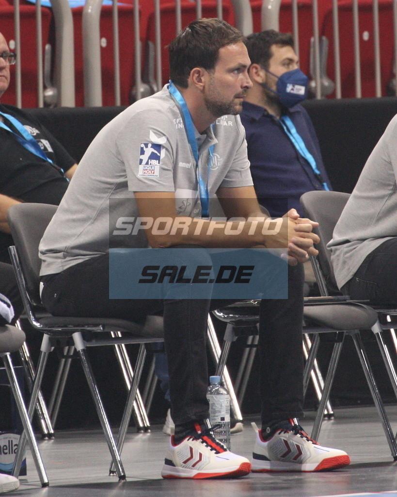 Handball Supercup   Viktor Szilagyi - © by K-Media-Sports / Sportfoto-Sale.de