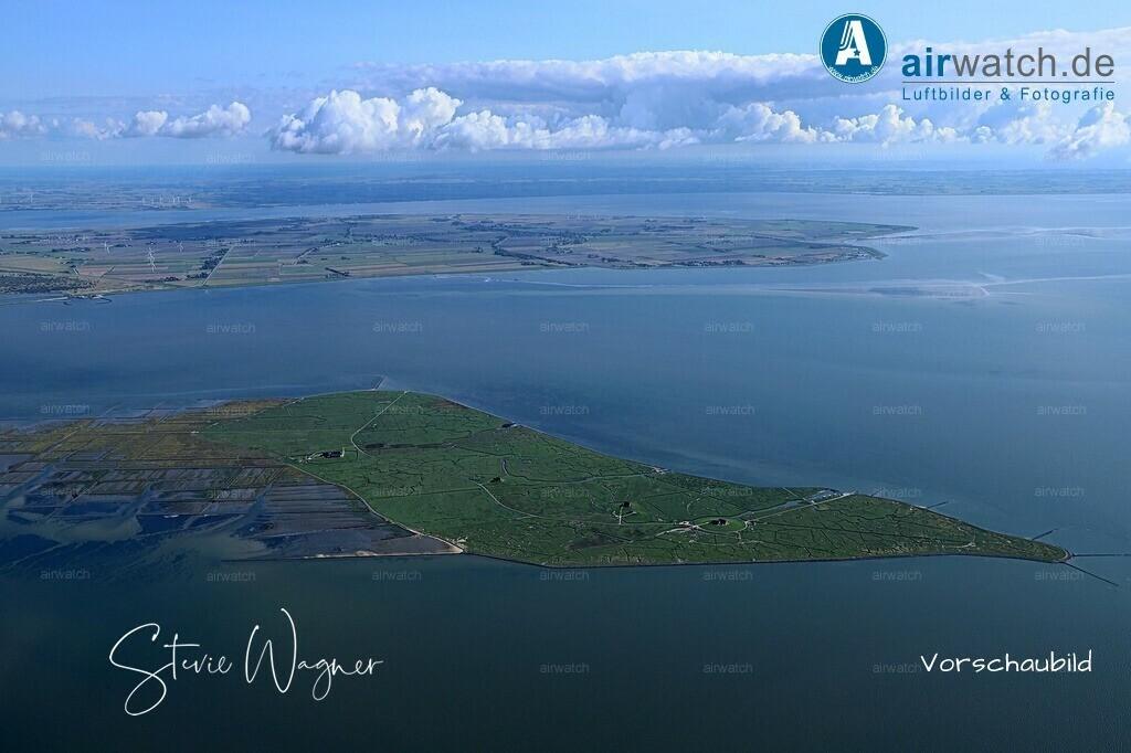 Luftbild Nordstrandischmoor, Lüttmoor, Biosphärenreservat   Nordsee, Nordstrandischmoor  - Luftbild, Luftaufnahme, aerophoto, Luftbildfotografie, Luftbilder