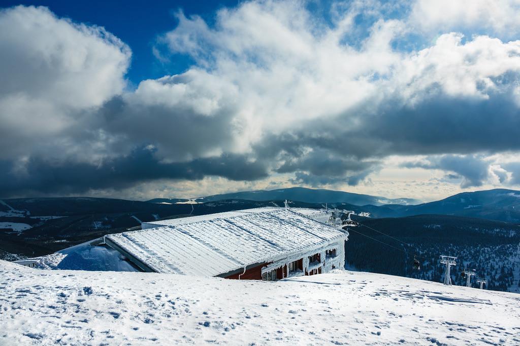 rk_04481 | Blick von der Schneekoppe im Riesengebirge in Tschechien.