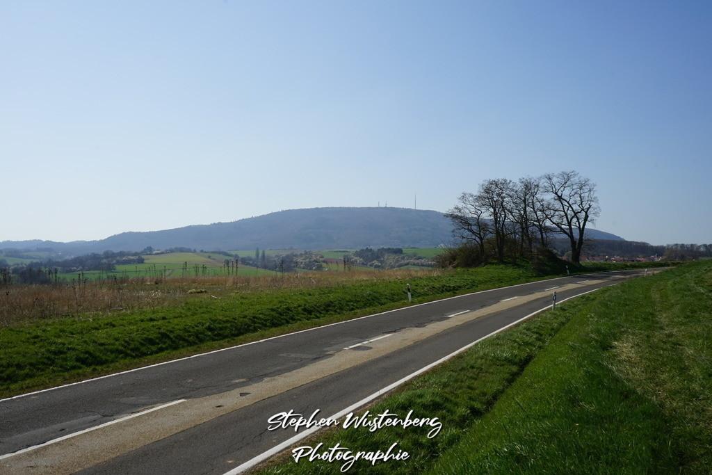 Der Donnersberg | Der Donnersberg, aufgenommen zwischen Weitersweiler und Bennhausen