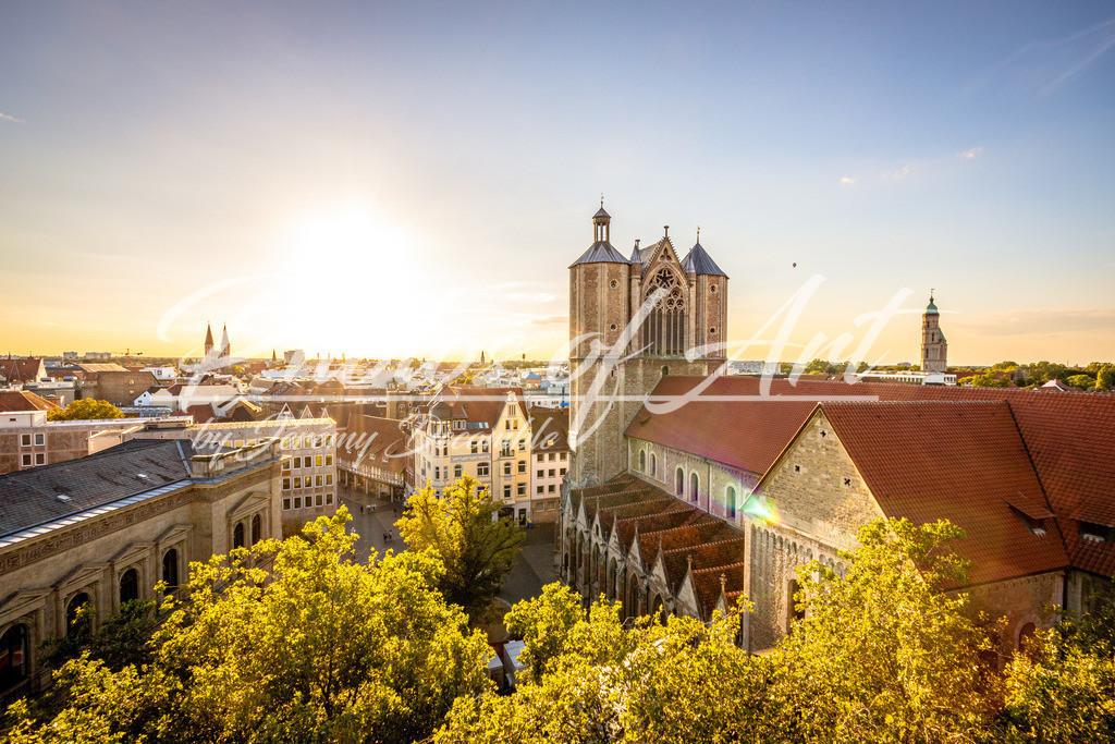 Braunschweig von Oben