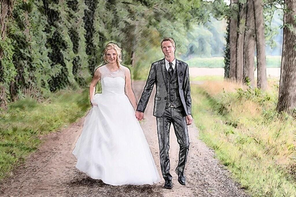 Brautpaar 3 Bild 027