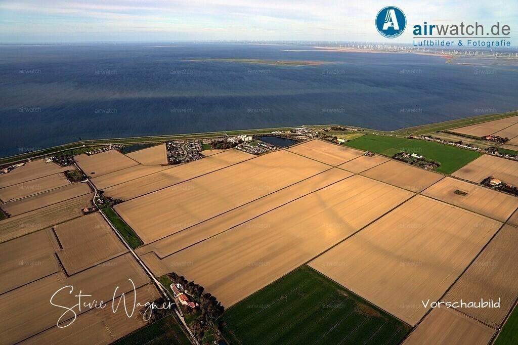 Luftbild Nordstrand, Mitteldeich, Osterdeich, Alterkoogchaussee | Nordsee, Nordstrand, Mitteldeich, Osterdeich • max. 6240 x 4160 pix -