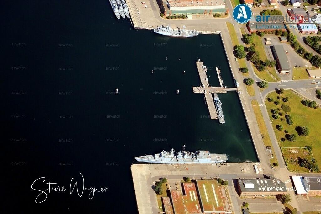 Kiel-Ellerbek, German Naval Yards, Ellerbek, Marinearsenal | Kiel-Ellerbek, German Naval Yards, Ellerbek, Marinearsenal