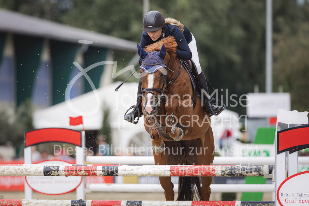 210822_Delbrueck_GroßerPreis-391 | Delbrück Masters 2021 22.08.2021 Großer Preis Springprüfung Kl. S* mit Stechen