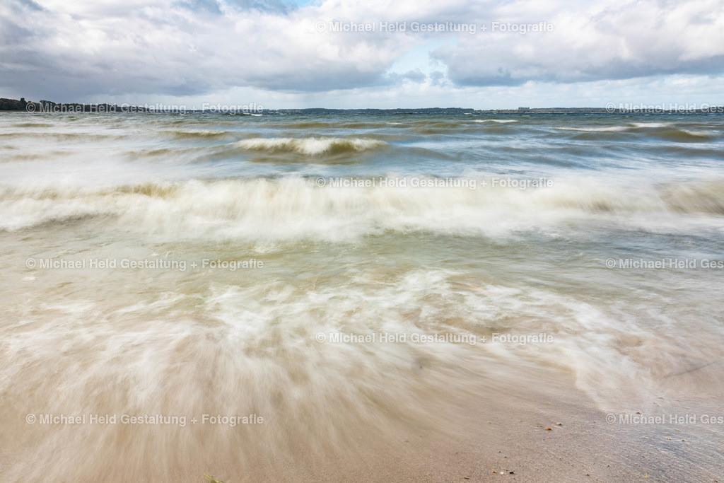 Sommerwind   Selenter See im Spätsommer
