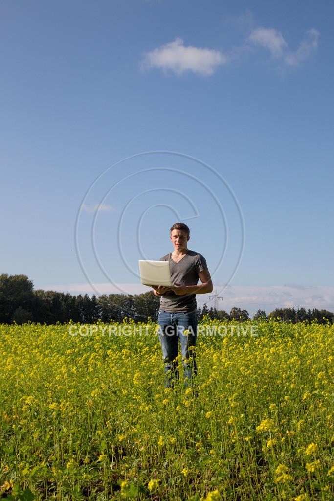 20140914-IMG_6401 | Auszubildender - AGRARFOTOS Bilder aus der Landwirtschaft