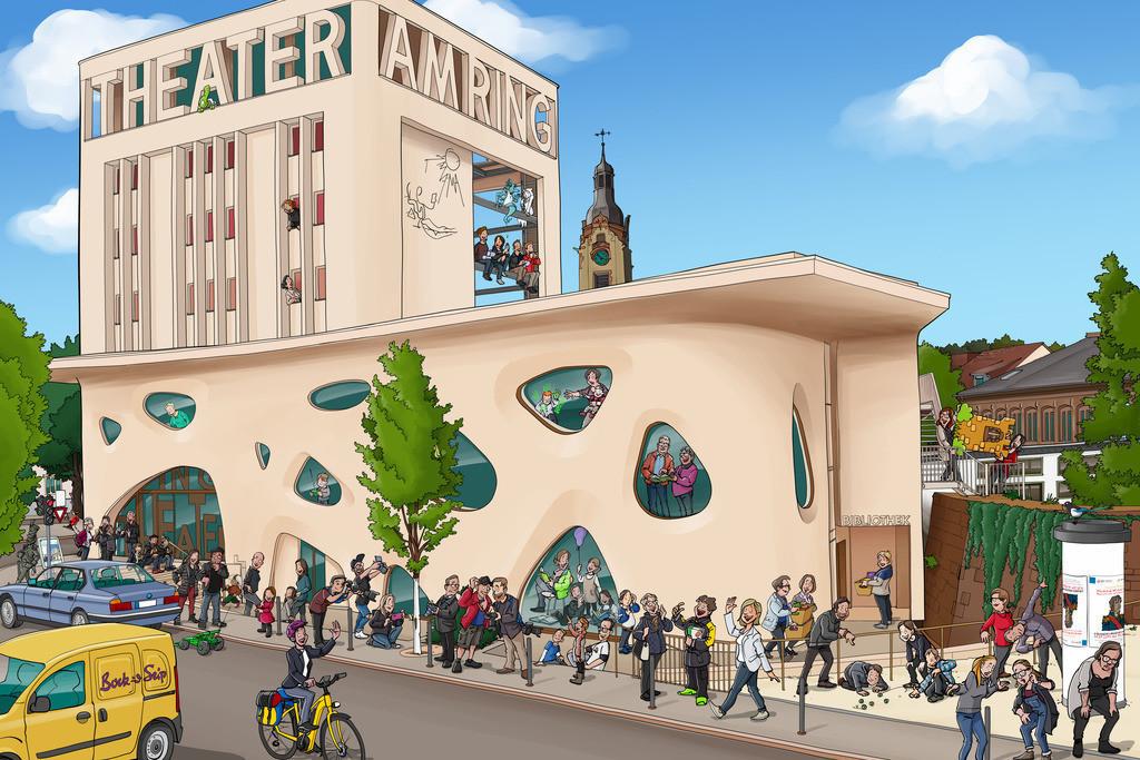 Wimmelbild-Theater am Ring-schanz-partner