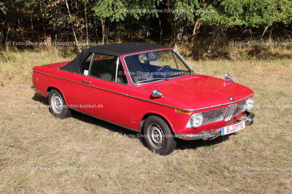 BMW 1600 Cabrio 2 Türen (Typ 114 C), 1968-1971   BMW 1600 Cabrio 2 Türen, Farbe: Rot, Bauzeit 1968-71, Baureihe Typ 114 C, Motor BMW M10: 1,6 l (1573 cm³), Leistung 85 PS,  BRD, Deutschland