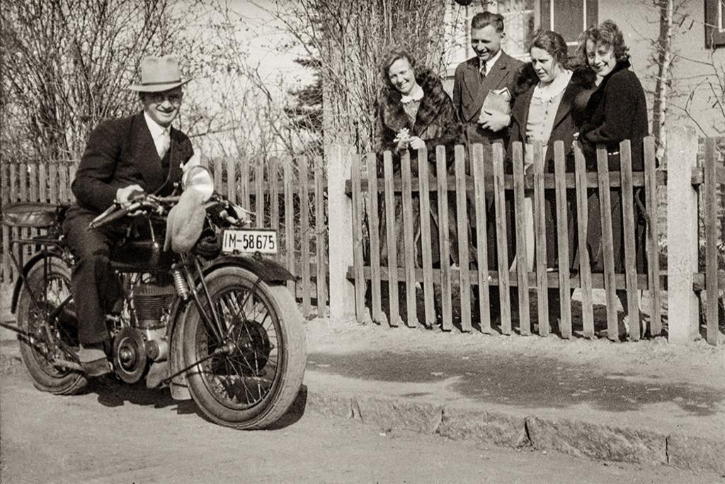 Ostern 1932