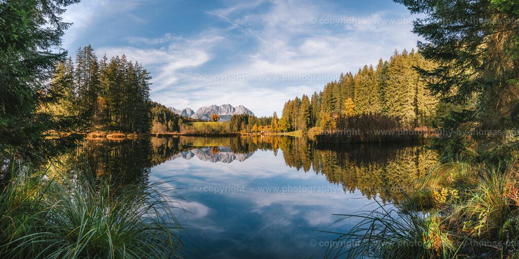 Gieringer Weiher Kitzbühel im Herbst-2